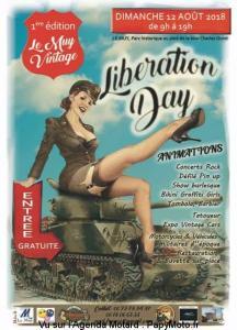 Le Muy Vintage - Libération Day - Le Muy (83) @ Parc historique   Le Muy   Provence-Alpes-Côte d'Azur   France