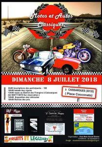 Motos et Autos Classiques - Caissargues (30) @ Place Cocconato | Cocconato | Piemonte | Italie