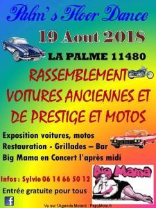 Rassemblement voitures anciennes et de prestige et Motos - La Palme (11) @ La Palme (11) | La Palme | Occitanie | France