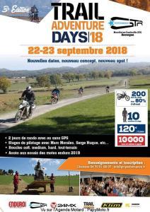 Trail Adventure Days 18 - Marcillat en Combraille (03) @ Marcillat en Combraille (03) | Marcillat-en-Combraille | Auvergne-Rhône-Alpes | France