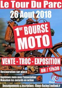 1e bourse Moto - Le Tour du Parc (56) @ Le Tour du Parc (56)   Le Tour-du-Parc   Bretagne   France