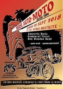 Bourse Auto Moto  – Le Mans (72) @ 11b Rue Michael Faraday | Le Mans | Pays de la Loire | France