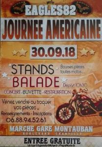 Journée Américaine - Montauban (82) @ Marché Gare | Montauban | Occitanie | France