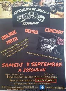 Casseurs de bielles - Issoudun (36) @ Local  | Issoudun | Centre-Val de Loire | France