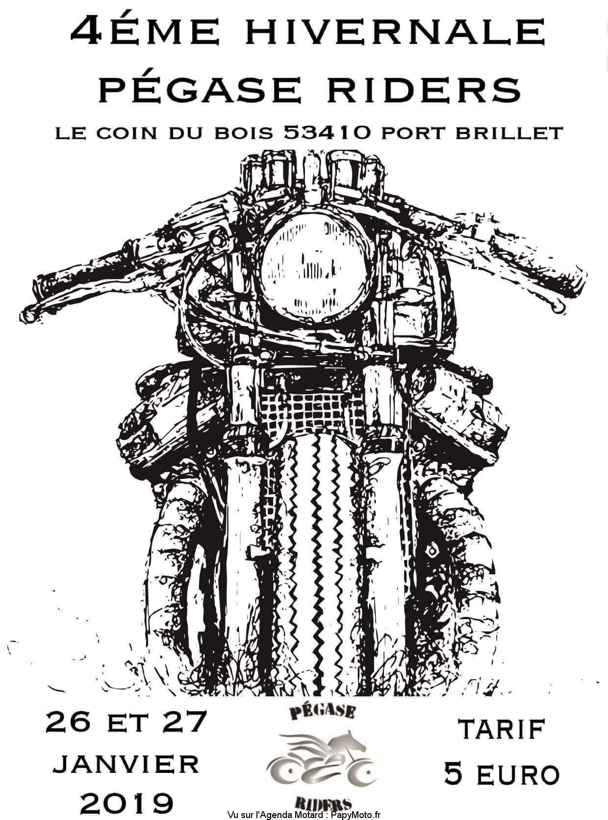 4e Hivernale Pégase Riders – Port Brillet (53)