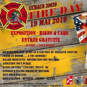 Fire Day - Red Knights – Uchaud (30) @ Uchaud (30) | Uchaud | Occitanie | France
