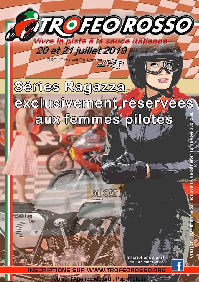 Circuit Val De Vienne Calendrier 2019.Trofeo Rosso Series Regazza Circuit Du Val De Vienne 86