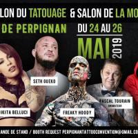 Salon du Tatouage et Salon de la moto – Perpignan (66)