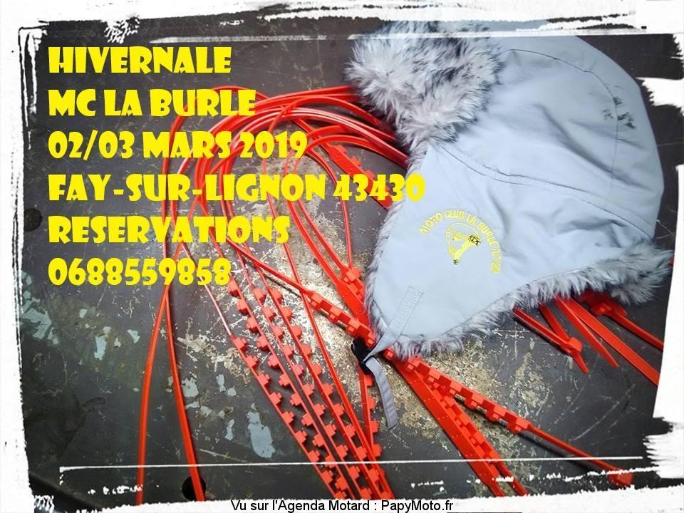 Hivernale – MC la Burle – Fay Sur Lignon (43)