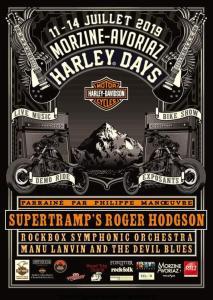 Morzine Harley Days – Morzine Avoriaz (74) @ Morzine Avoriaz | Morzine | Auvergne-Rhône-Alpes | France
