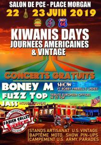 KIWANIS DAYS 2019 – SALON DE PROVENCE (13) @ Place Morgan | Salon-de-Provence | Provence-Alpes-Côte d'Azur | France