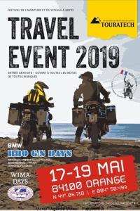 Travel Event 2019 - Orange (84) @ Orange | Provence-Alpes-Côte d'Azur | France