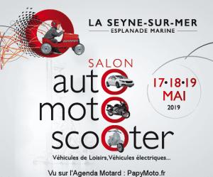 Salon Auto Moto Scooter – La Seyne sur Mer (83) @ Esplanade Marine