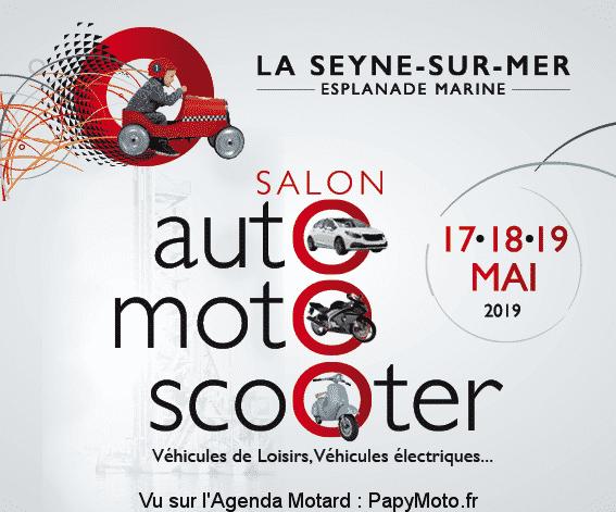 Salon Auto Moto Scooter – La Seyne sur Mer (83)