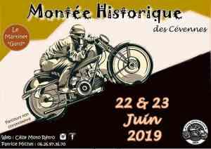 Montée Historique des Cévennes – Le Martinet (30) @  Le Martinet (30)