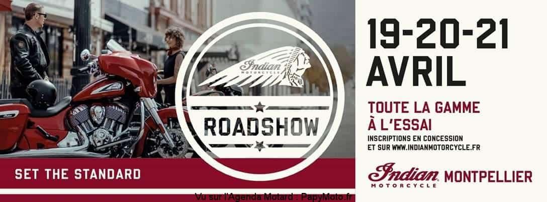 Roadshow Indian – Montpellier (34)