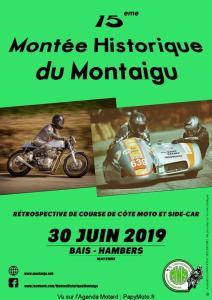 15e Montée historique du Montaigu - Bais - Hambers (53) @ Hambers   Pays de la Loire   France