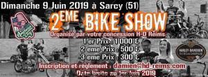 2e Bike Show - Sarcy (51) @ Sarcy | Grand Est | France