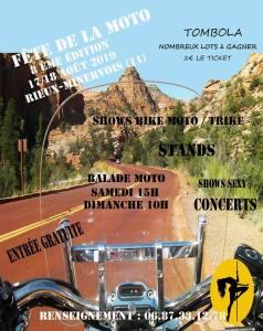 8ème Fête de la Moto - MCP The Freedom - Rieux Minervois (11) @ Rieux Minervois 11160 | Rieux-Minervois | Occitanie | France
