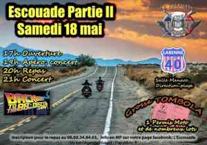 Escouade Partie II - Labenne (40) @  Labenne (40)