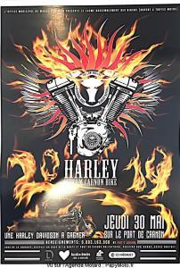 Harley Custom Carnon Bike 2019 – Carnon (34) @ Port