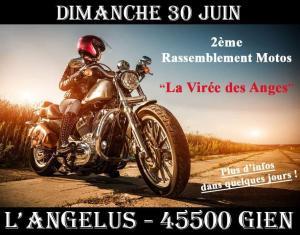 La Virée des Anges - 2e Rassemblement Moto - Gien (45) @ Gien | Centre-Val de Loire | France