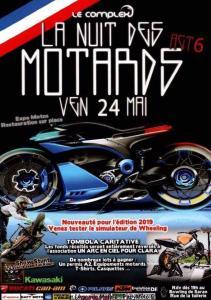 La nuit des motards - Saran (45) @ Rue de la Tuilerie - bowling | Saran | Centre-Val de Loire | France