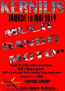 Muco Rando Moto - Kernilis (29) @ Parking salle Omnisport | Kernilis | Bretagne | France