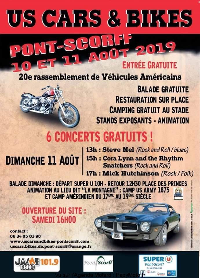 US Cars and Bikes – Pont-Scorff (56)