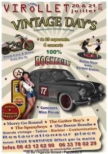 Vintage Day's - Virollet (17) @ Virollet | Nouvelle-Aquitaine | France