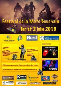 FESTIVAL MOTO - BOUCHAIN (59) @ BOUCHAIN   Bouchain   Hauts-de-France   France