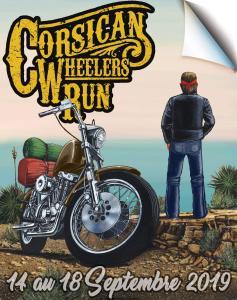 Corsican Wheelers Run - Corse @ Corse | France