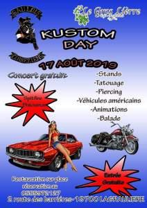 Kustom day -  Lagraulière (19) @ Lagrauliere | Lagraulière | Nouvelle-Aquitaine | France