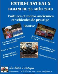 Voitures et motos ancienne et véhicules de prestige - Entrecasteaux (83) @ Entrecasteaux | Provence-Alpes-Côte d'Azur | France