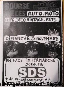 Bourse Piéces Auto-Moto - Sorgues (84) @ Sorgues | France