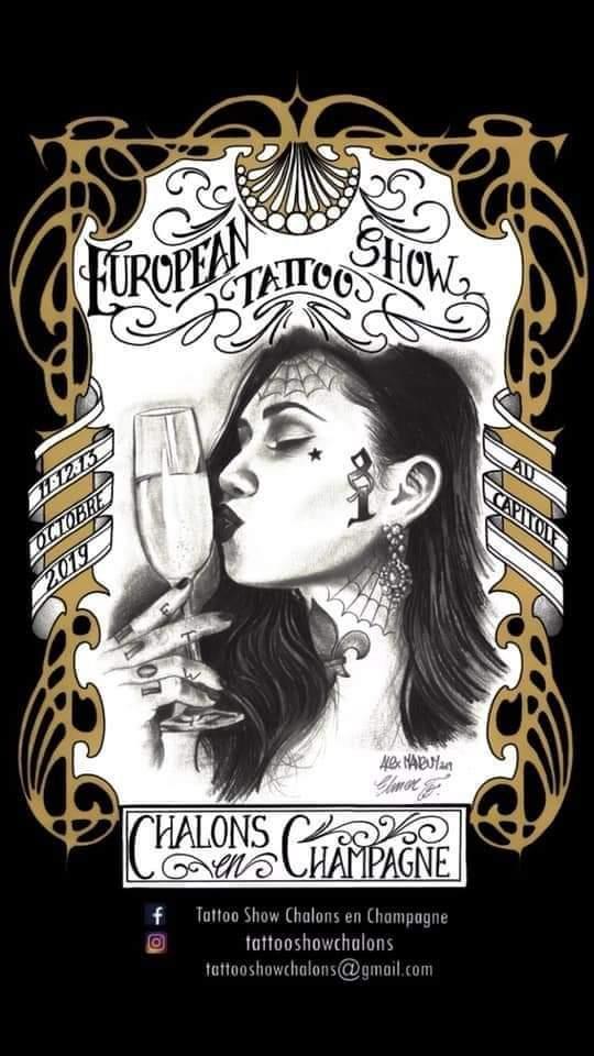 Européan Show Tattoo – Chalons en champagne (51)