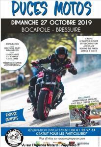 Puces Motos - Bocapole-Bressuire (79)