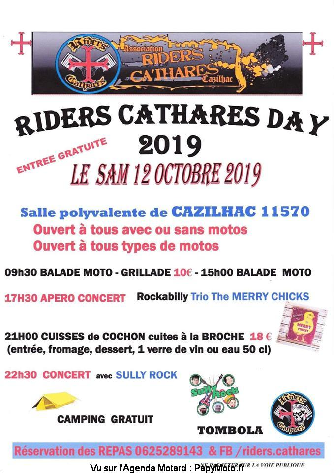 Riders Cathares Day 2019– Cazilhac (11)