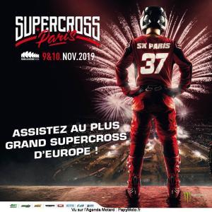 Supercross – Paris (75) @ Nanterre | Île-de-France | France