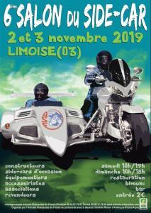 6e Salon du Side-car - Limoise (03) @ Limoise | Limoise | Auvergne-Rhône-Alpes | France