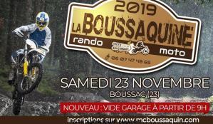 la Boussaquine - Moto Club Boussaquin -Boussac (23) @ Boussac   Nouvelle-Aquitaine   France