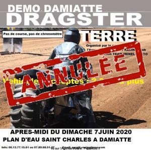 Demo  Dragster TERRE - Damiatte (81)----ANNULE----- @ Plan d'eau Saint Charles | Damiatte | Occitanie | France
