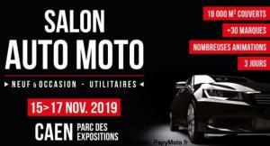 Salon Auto Moto - Caen (14) @ Parc des Expositions   Caen   Normandie   France