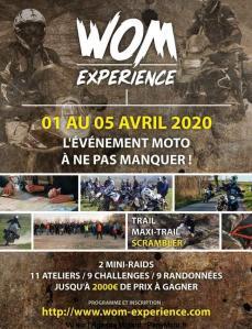 Wom Expérience - Marcillat-en-Combraille (03) @ Marcillat-en-Combraille | Auvergne-Rhône-Alpes | France