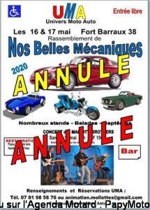 Nos Belles Mécaniques - Barraux (38)-----ANNULE----- @ Barraux 38530 | Barraux | Auvergne-Rhône-Alpes | France