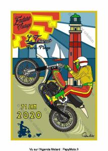 Enduro Vintage - Le Touquet (62) @ Le Touquet-Paris-Plage | Hauts-de-France | France