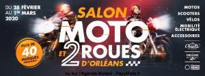 SALON DE LA MOTO ET DU DEUX ROUES - Fleury-les-Aubrais (45) @ ORLEANS REGION CENTRE | Fleury-les-Aubrais | Centre-Val de Loire | France