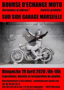 BOURSE D'ECHANGE MOTOS ANCIENNES ET Pièces- Marseille (13) @ marseille | Marseille | Provence-Alpes-Côte d'Azur | France