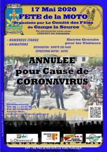 Grande fête de la Moto - Camps La Source (83)---------Annulé------- @ Camps La Source | Camps-la-Source | Provence-Alpes-Côte d'Azur | France