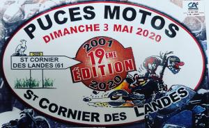 Puces Motos - Saint-Cornier-des-Landes (61) @ Saint-Cornier-des-Landes | Tinchebray-Bocage | Normandie | France